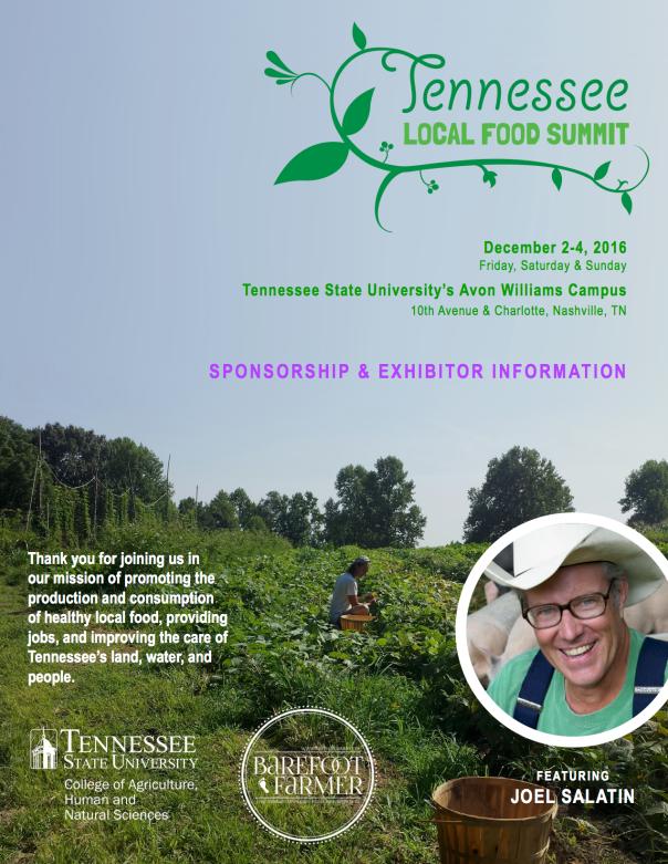 png2.0 page 1 sponsorship brochure food summit 2016
